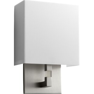 Mercer41 Mullen 1-Light Plug-In Flush Mount