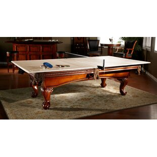 Foldable Indoor Table Tennis Table with Paddles and Balls (19mm Thick) by American Heritage