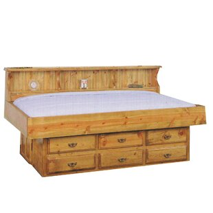 Best Reviews Allendale Bed with Bookcase by Loon Peak Reviews (2019) & Buyer's Guide