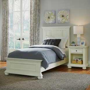 Rochford Panel 2 Piece Bedroom Set by Three Posts