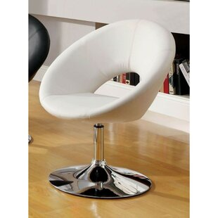 Djerf Swivel Barrel Chair by Orren Ellis Purchase