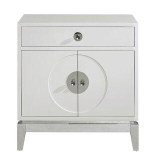Cheston 2 Door Accent Cabinet by Mercer41