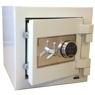 SafeCo 2 Hr Electronic Lock Commercial Fireproof/Burglary Safe