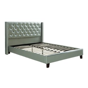 House of Hampton Desideria Upholstered Panel Bed