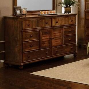 Bayou Breeze Deke 6 Drawer Dresser