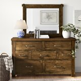 Wauseon 7 Drawer Dresser by Three Posts™