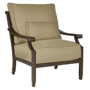 Grand Regent Patio Chair with Cushion