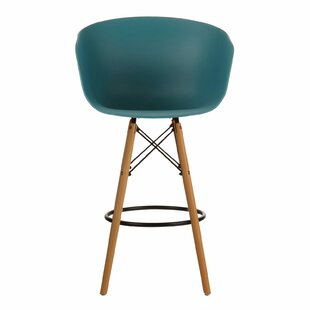 Inexpensive Barrette 26.5 Bar Stool by George Oliver
