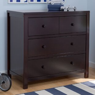 Guide to buy Debi 3 Drawer Dresser ByViv + Rae