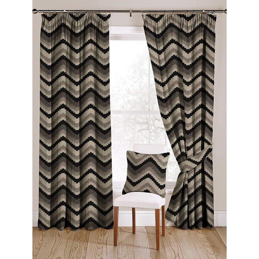 Zenia Navajo Eyelet Blackout Thermal Curtains