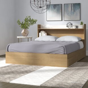Rancourt Storage Platform Bed by Turn on the Brights