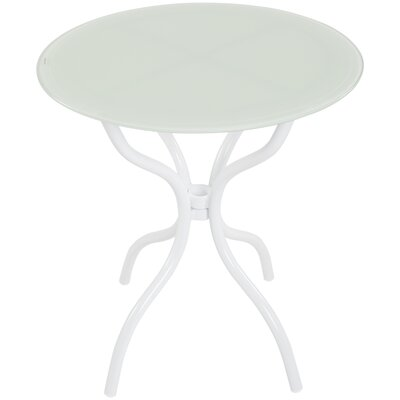 Hollander Side Table by Ebern Designs Best