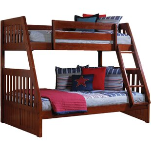Eide Twin Over Full Bunk Bed by Harriet Bee