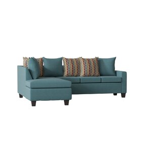 Shop For Rossa Sectional by Red Barrel Studio Reviews (2019) & Buyer's Guide