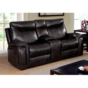 Best Price Boornazian Reclining Loveseat by Red Barrel Studio Reviews (2019) & Buyer's Guide