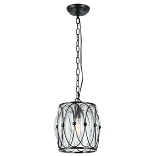 Wrought Studio Ronquillo 1-Light Pendant