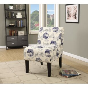Ebern Designs Dubinska Slipper Chair