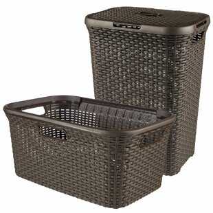 Curver Hamper And Laundry Basket By Symple Stuff