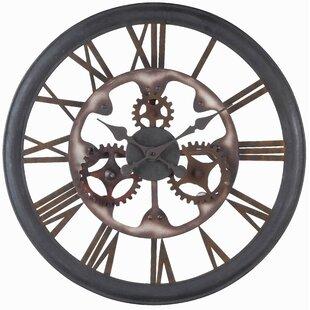 Bon Inner Workings Oversized Wall Clock