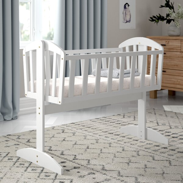72 X 40 X 4 cm Waterproof Quilted COT Crib Foam Baby Breathable Mattress Cradle Pram Swing Size