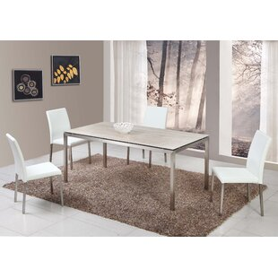 Lynnsy 5 Piece Dining Set by Orren Ellis Bargain