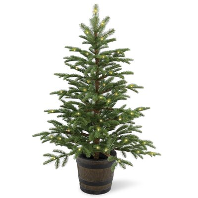 Types Of Artificial Christmas Trees.4 Green Spruce Artificial Christmas Tree With 100 Clear
