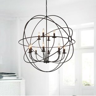 Margo 12-Light Candle-Style Chandelier