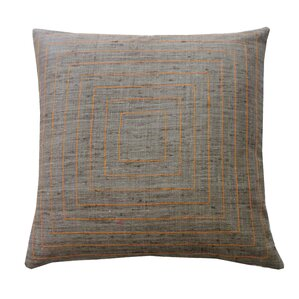 Modern Silk Decorative Throw Pillows AllModern