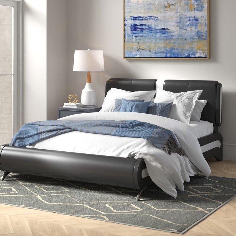 Orren Ellis Lizeth Platform Bed Reviews Wayfair