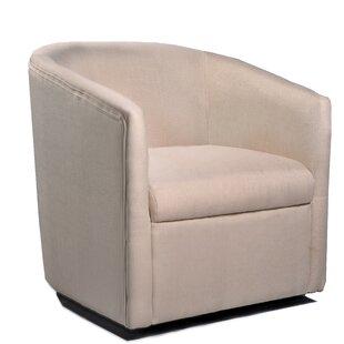 Unger Barrel Chair by Ebern Designs