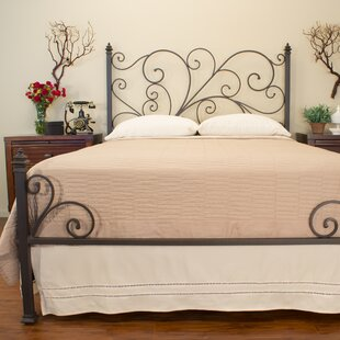 Benicia Foundry and Iron Works Ashley Panel Bed