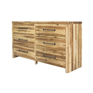 Camilo 6 Drawer Double Dresser