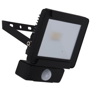 Great Deals Southlake 15 Light LED Outdoor Sconce With PIR Sensor