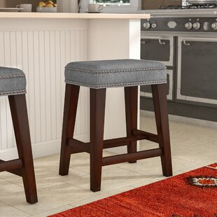 Great Price Bloomer Bar & Counter Stool by Loon Peak Reviews (2019) & Buyer's Guide