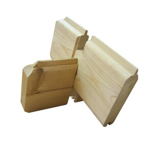 Read Reviews 12 X 12 Ft. Tongue & Groove Log Cabin