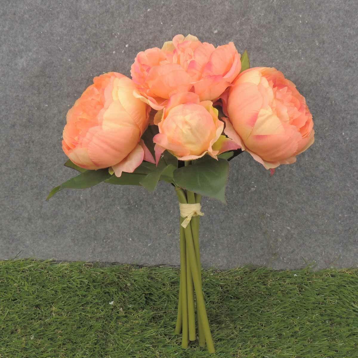 Mercer41 Buds And Blooms Peonies Spray Wayfair