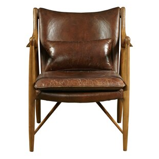 Highway To Home Harmony Leather Armchair