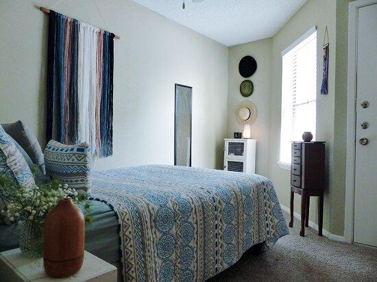 sakeenah bedroom