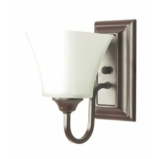 Melford Armed Sconce by Winston Porter
