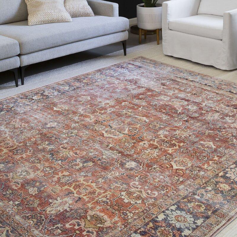 Persian Inspired E Area Rug