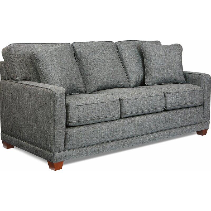 La Z Boy Kennedy 77 Square Arm Sofa