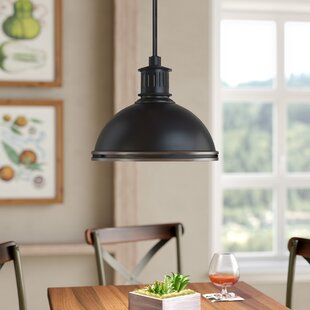 Laurel Foundry Modern Farmhouse Orchard Hill 3-Light Dome Pendant