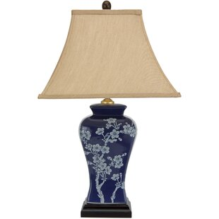 Cherry Blossoms 23 Table Lamp