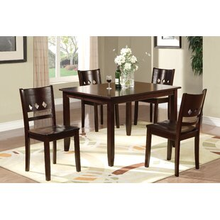 5 Piece Dining Set A&J Homes Studio