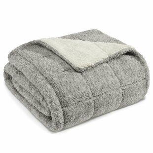 Sumac Ridge Sherpa Fleece Throw