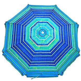 Brent Heavy Duty 8' Beach Umbrella by Freeport Park