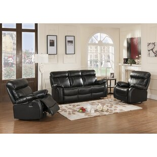 Primo International Chateau Reclining Configurable Living Room Set