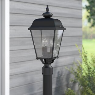 Breakwater Bay Darlington Outdoor 3-Light Lantern Head