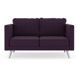 Criswell Loveseat by Corrigan Studio