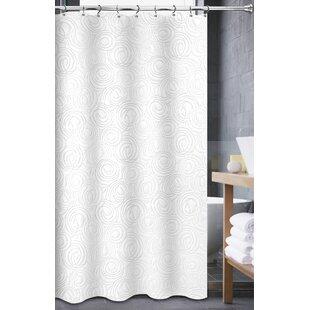 Pellegrini Matelasse Shower Curtain